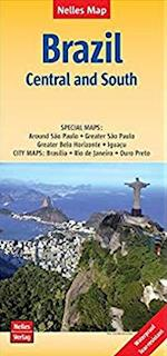 Brazil Central / South Sao Paulo-Rio de Janeiro