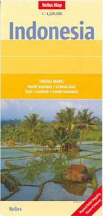 Indonesia, Nelles Map (Nelles Map)