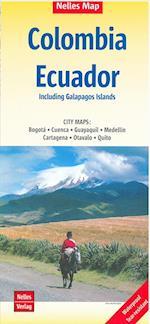 Colombia / Ecuador Galapagos Islands