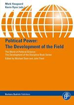 Political Power (World of Political Science-the Development of the Discipline)