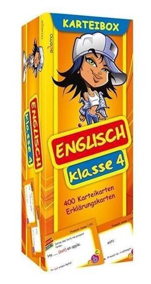 Englisch Klasse 4 Karteibox