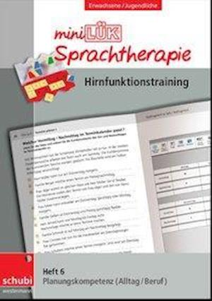 miniLÜK-Sprachtherapie - Hirnfunktionstraining