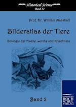 Bilderatlas Der Tiere (Band 2) af William Marshall