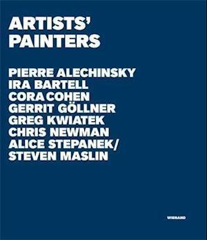 Bog, hardback Artists' Painters af Renate Goldmann