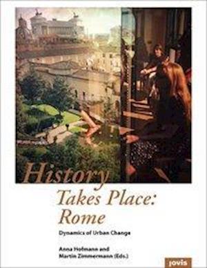 Bog, paperback History Takes Place af Anna Hofmann