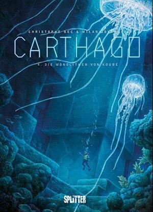 Carthago 04. Die Monolithen von Koubé