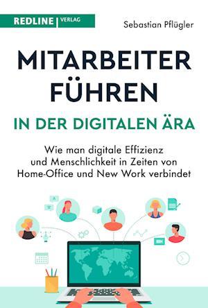 Mitarbeiter führen in der digitalen Ära