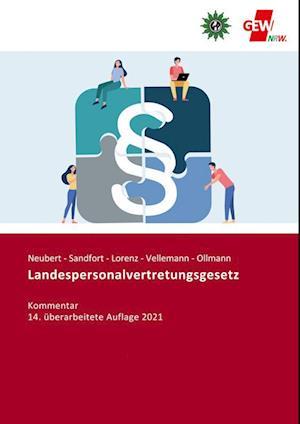 Landespersonalvertretungsgesetz NRW