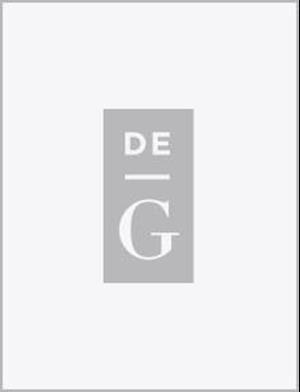 Der Vordere Orient in Den Hochschulschriften Deutschlands, Österreichs Und Der Schweiz