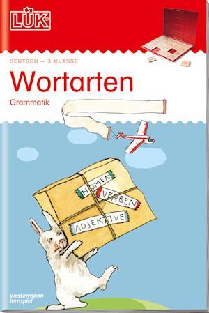 LÜK. Grammatik für die Grundschule. Wortarten ab Klasse 3