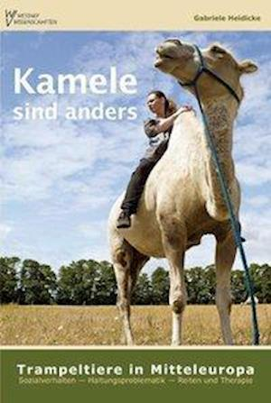 Kamele sind anders - Trampeltiere in Mitteleuropa