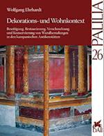 Dekorations- Und Wohnkontext af Wolfgang Ehrhardt