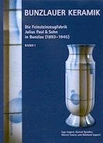 Bunzlauer Keramik af Werner Endres, Konrad Spindler, Ekkehard Lippert