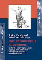 Das Vermachtnis Annehmen af Brigitta Huhnke
