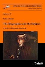 The Biographer and the Subject (Studies in English Literature S, nr. 15)