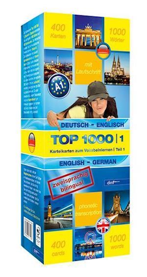 Top 1000 Teil 1. Deutsch-Englisch / Englisch-Deutsch