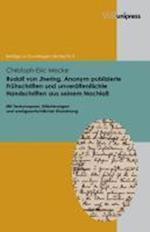 Rudolf Von Jhering. Anonym Publizierte Fruhschriften Und Unveroffentlichte Handschriften Aus Seinem Nachlass af Christoph-eric Mecke