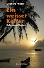 Ein weisser Koffer af Gebhard Friebel