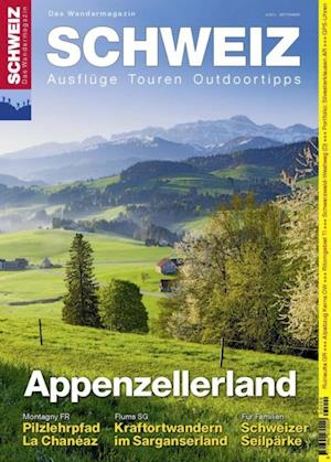 Appenzell af Jochen Ihle, Sandra Papachristos, Toni Kaiser