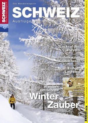 Winterwandern Schweiz af Jochen Ihle, Toni Kaiser