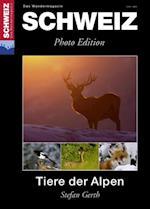 Tiere der Alpen (Wandermagazin SCHWEIZ)