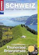 Thunersee/ Brienzersee (Wandermagazin SCHWEIZ)