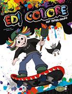Edi Colore, der Farbenvampir af Daniel Kauer, Jacqueline Kauer