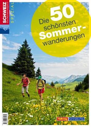 Die 50 schonsten Sommerwanderungen af Jochen Ihle, Toni Kaiser