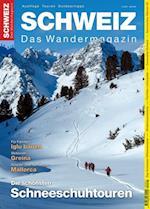 Die schonsten Schneeschuhtouren af Redaktion Wandermagazin Schweiz