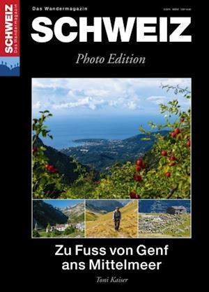Zu Fuss von Genf ans Mittelmeer af Redaktion Wandermagazin Schweiz