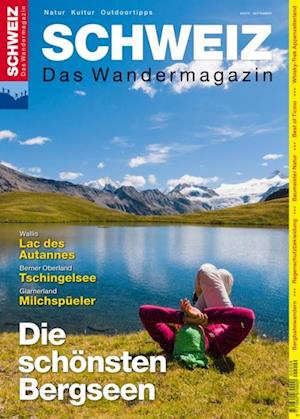 Die schonsten Bergseen af Redaktion Wandermagazin Schweiz