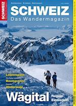 Wagital - Wandermagazin SCHWEIZ 12/2015