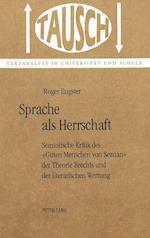 Sprache ALS Herrschaft (Tausch, nr. 6)