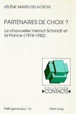 Partenaires de Choix? af Haelaene Miard-Delacroix, Helene Miard-Delacroix