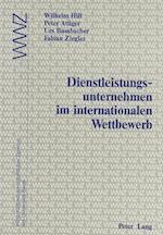 Dienstleistungsunternehmen Im Internationalen Wettbewerb