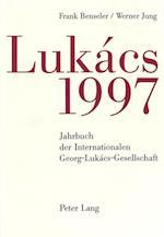 Jahrbuch Der Internationalen Georg-Lukacs-Gesellschaft 1997