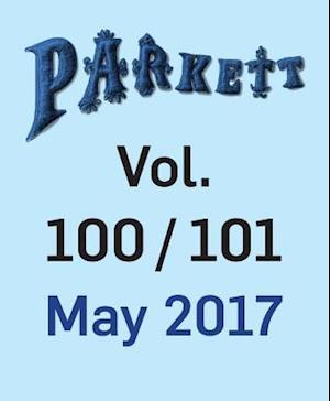 Bog, paperback Parkett Vol. 100/101
