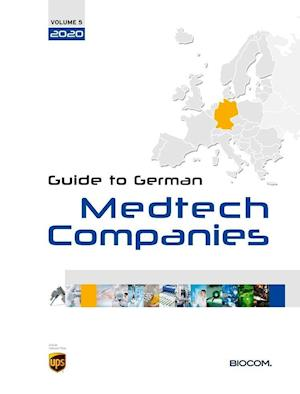 5th Guide to German Medtech Companies 2020