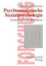 Psychoanalytische Sozialpsychologie af Manfred Clemenz