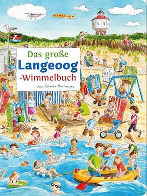 Das große LANGEOOG-Wimmelbuch