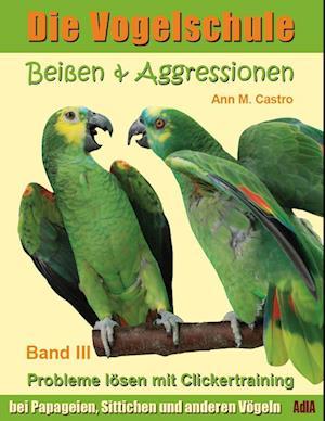 Die Vogelschule-Clickertraining 03. Beißen & Aggressionen