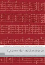 Systeme Der Musiktheorie