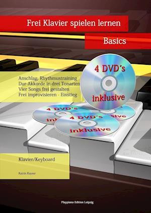 Frei Klavier spielen lernen - Basics
