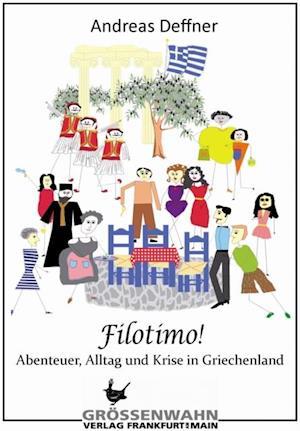 Filotimo! af Andreas Deffner