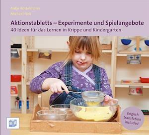 Aktionstabletts - Experimente und Spielangebote