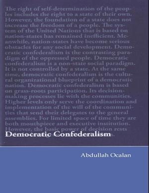Democratic Confederalism af Abdullah Ocalan