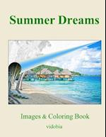 Summer Dreams (Images & Coloring Book) af Images, . Coloring Book