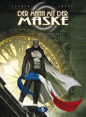 Der Mann mit der Maske 4