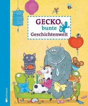 Geckos bunte Geschichtenwelt