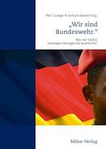 Wir Sind Bundeswehr.